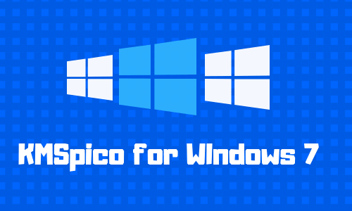 Download kmspico for windows 7 as activator